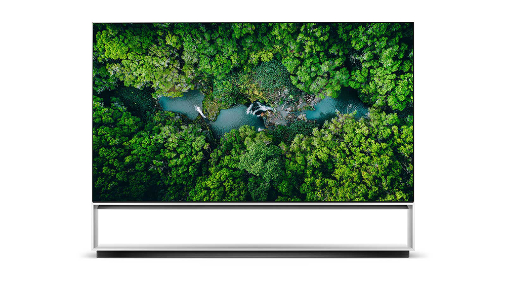 LG OLED ZX Real 8K TV