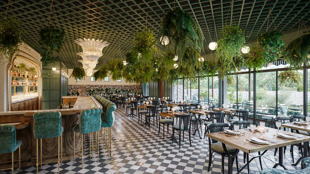 Luties Garden Restaurant