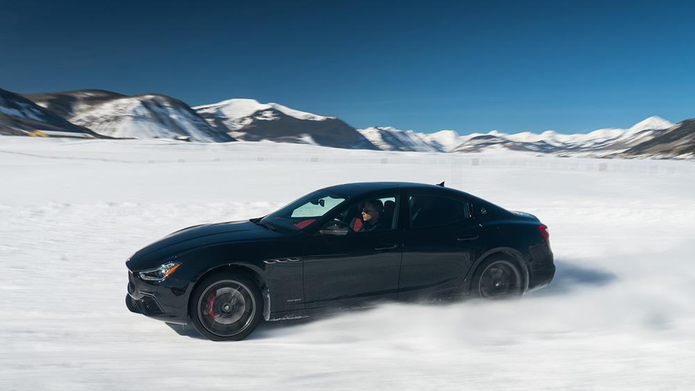 The 2020 Maserati Ghibli Edizione Ribelle edition