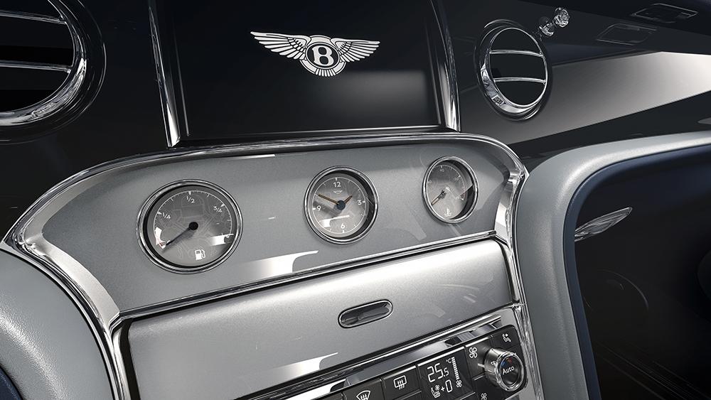 Bentley Mulsanne 6.75 Edition car