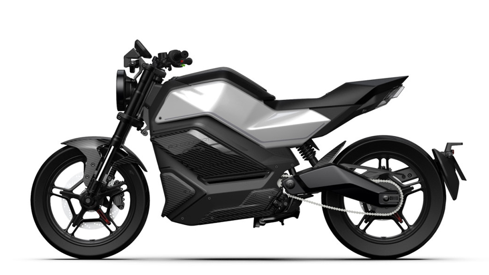 NIU RQi-GT Electric Motorcycle