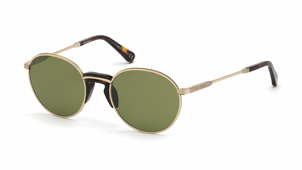 Omega Round sunglasses