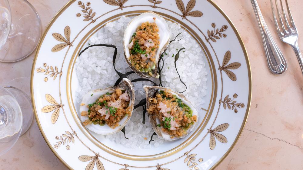 Verōnika oysters