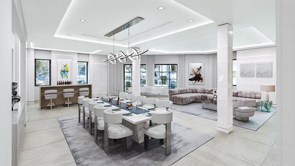 Tiffany Penthouse