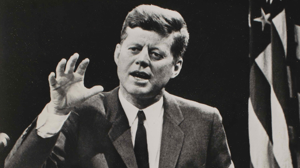 The Paloger Collection of John F. Kennedy Historic Photographs