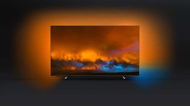 The Philips 804 Series OLED 4K TV