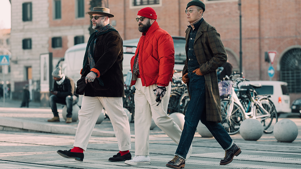 The Best Street Style from Pitti Uomo January 2020