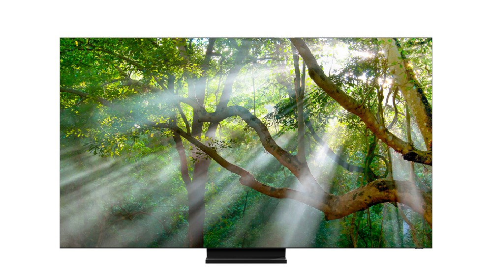 The Samsung Q950TS QLED 8K TV