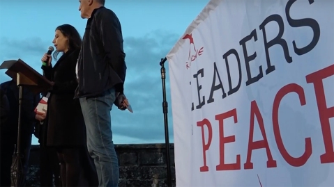 Rondine leaders for peace