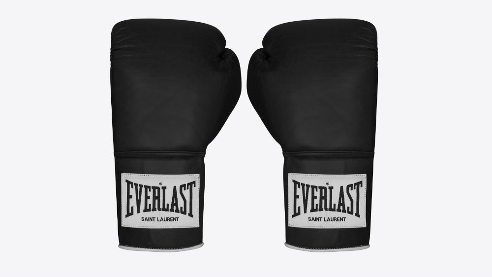 Saint Laurent x Everlast Gloves