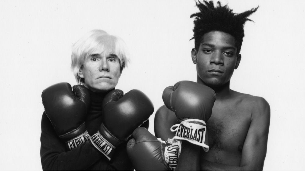 Saint Laurent x Everlast Warhol and Basquiat