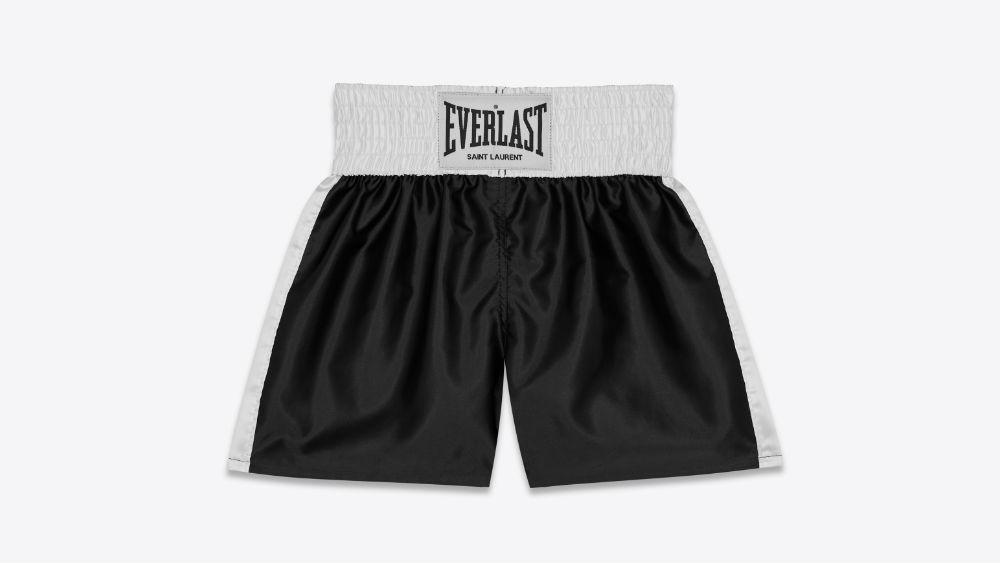 Saint Laurent x Everlast Shorts