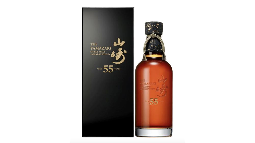Suntory Yamazaki 55