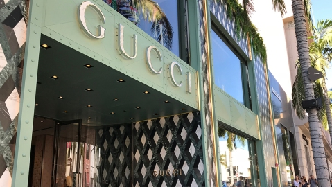 Gucci Beverly Hills