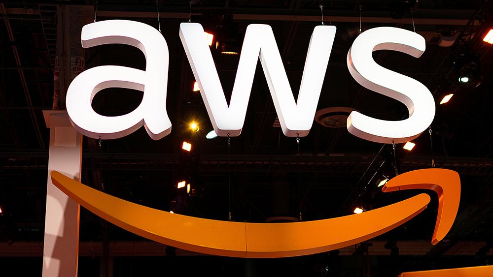 Amazon AWS sign