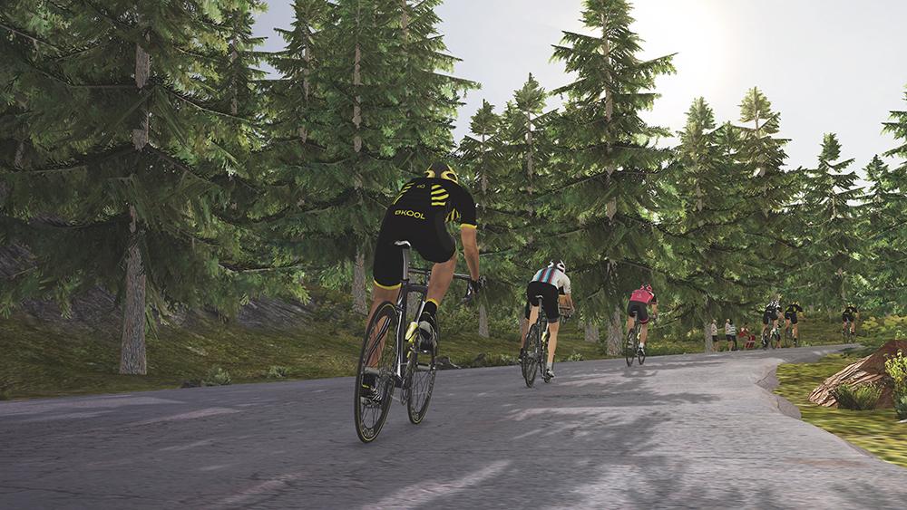 Bkool bike simulator