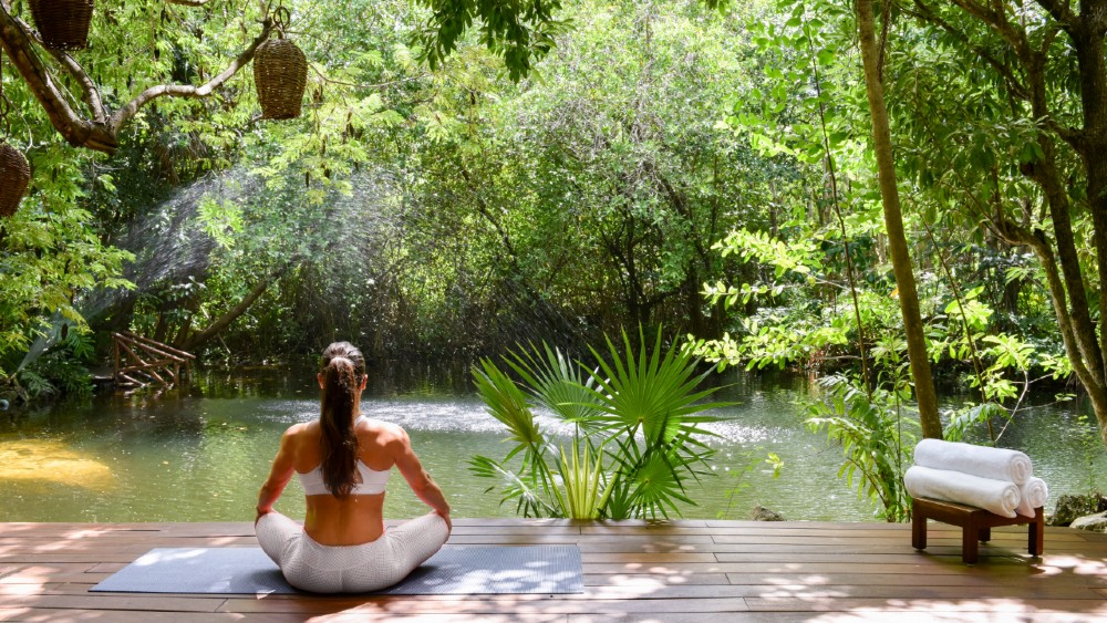 Rosewood Mayakoba Mexico wellness suites spa
