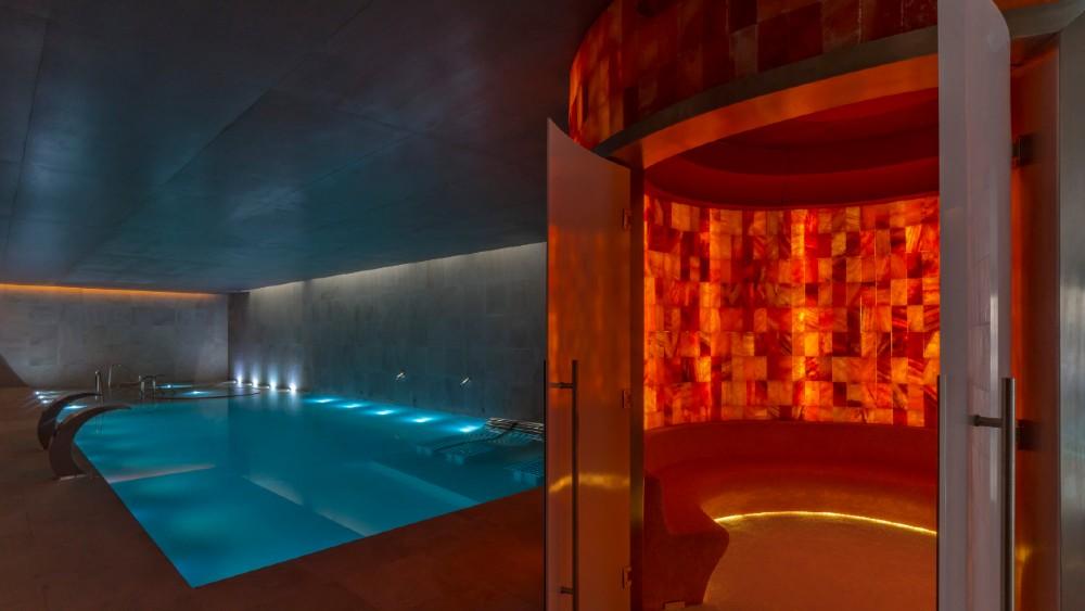 Los Cabos spa Solaz Luxury Collection spa