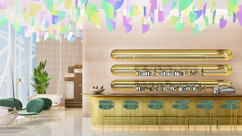Sugalabo V in the soon-to-open Louis Vuitton Maison Osaka Midosuji