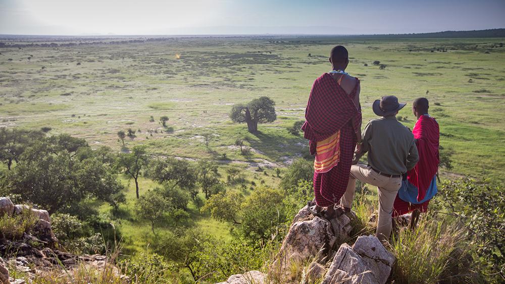 SkySafari by Elewana Maasai guide