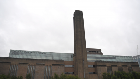 Tate modern, Picasso, London