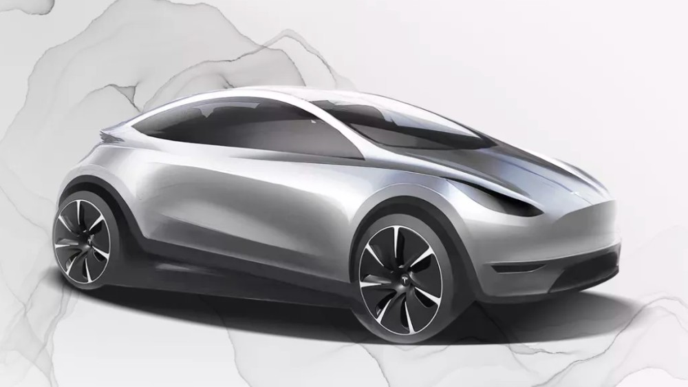 Could this be Tesla's first Chinese-designed EV?
