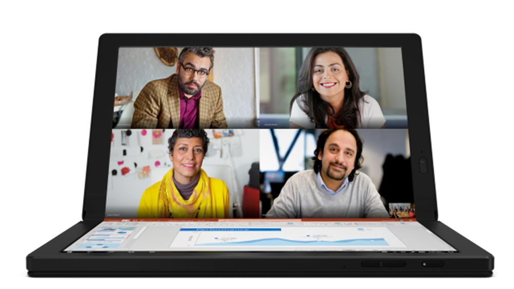 Lenovo's ThinkPad X1 Fold