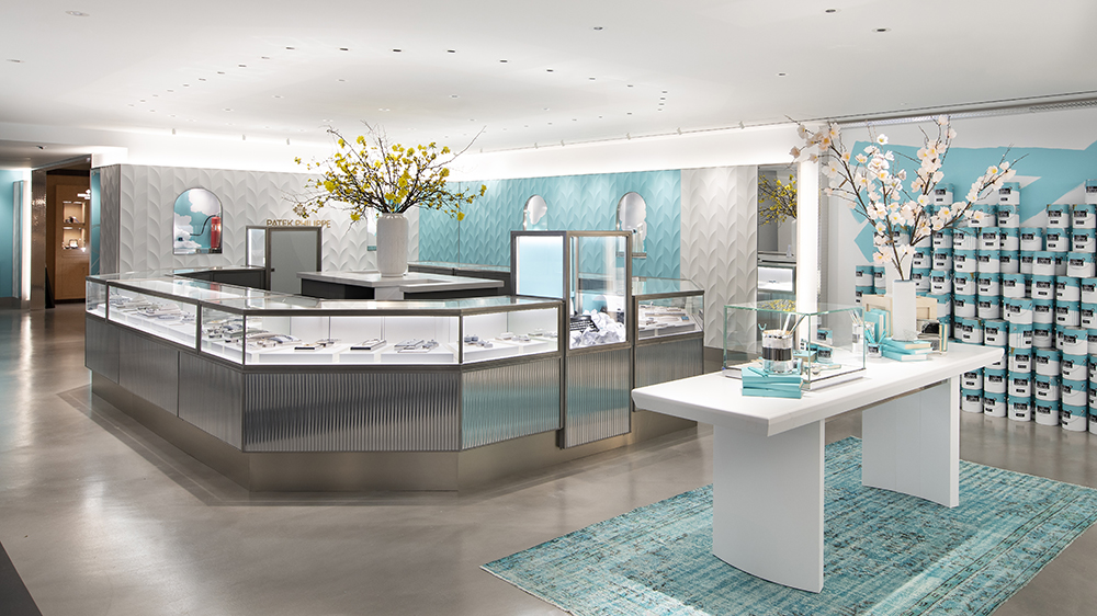 Tiffany & Co. temporary flagship store