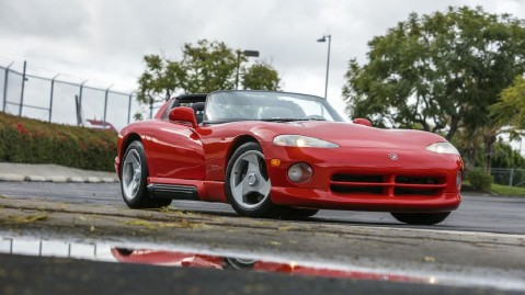 Lee Iacocca's 1992 Dodge Viper RT/10