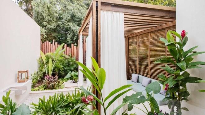 Rosewood Mayakoba Mexico wellness suites