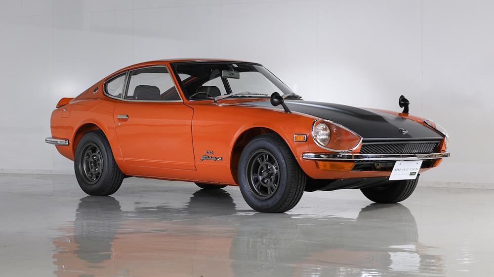 The 1970 Nissan Fairlady Z432R
