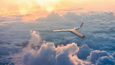 Joe Doucet's ZER0 plane concept