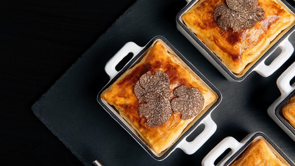 Truffle Pot Pie