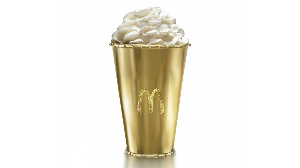 The Golden Shamrock Shake