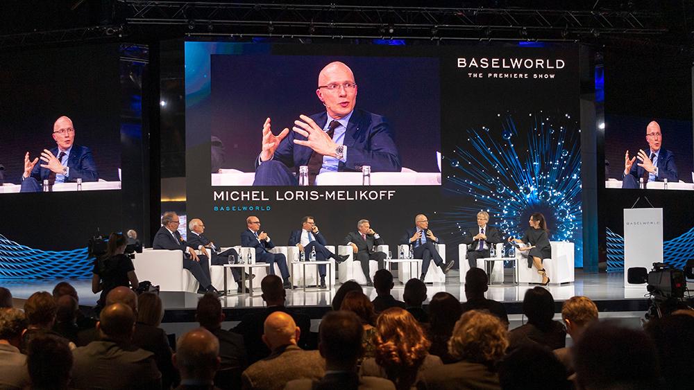 Michel Loris-Melikoff Baselworld