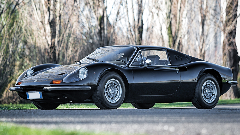 This Rare 1973 Ferrari Dino 246 Gts May Hit Half A Million At Auction Robb Report