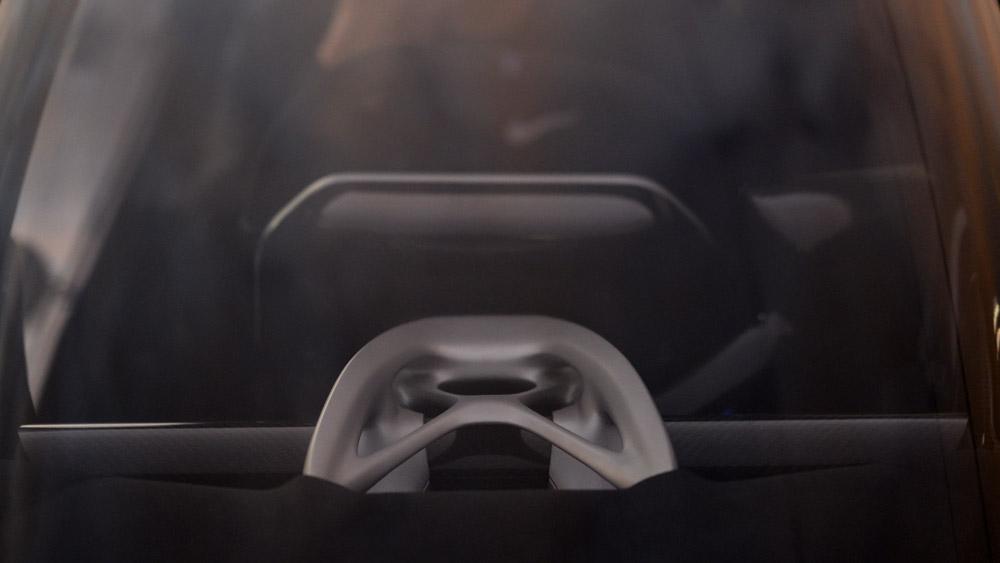 Teaser images of the Czinger 21C hypercar.
