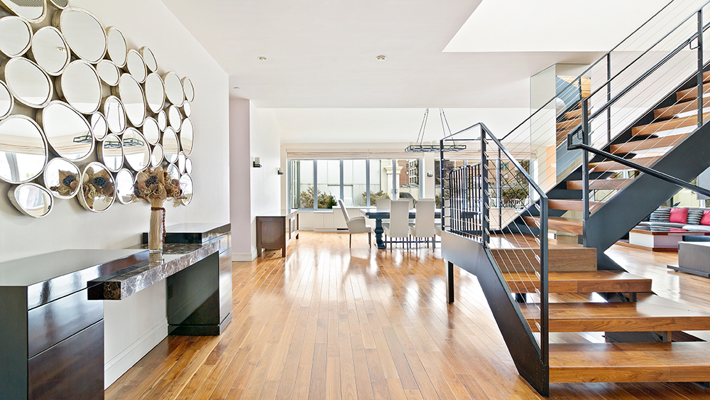Penthouse B at 655 6th Ave