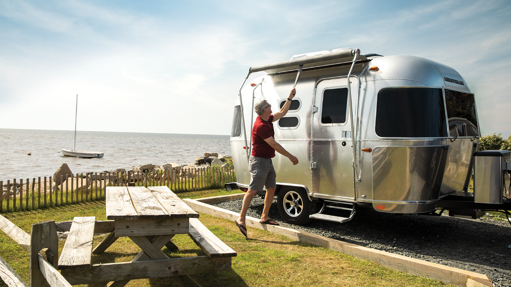 Airstream 2020 Caravel