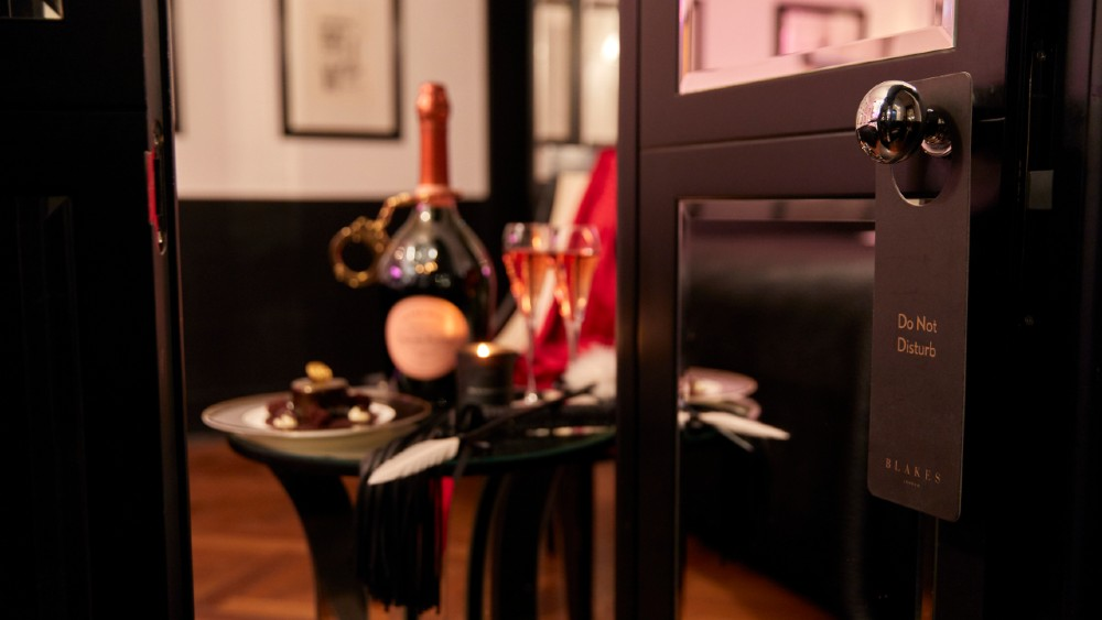 Blakes Hotel London Valentine's Day