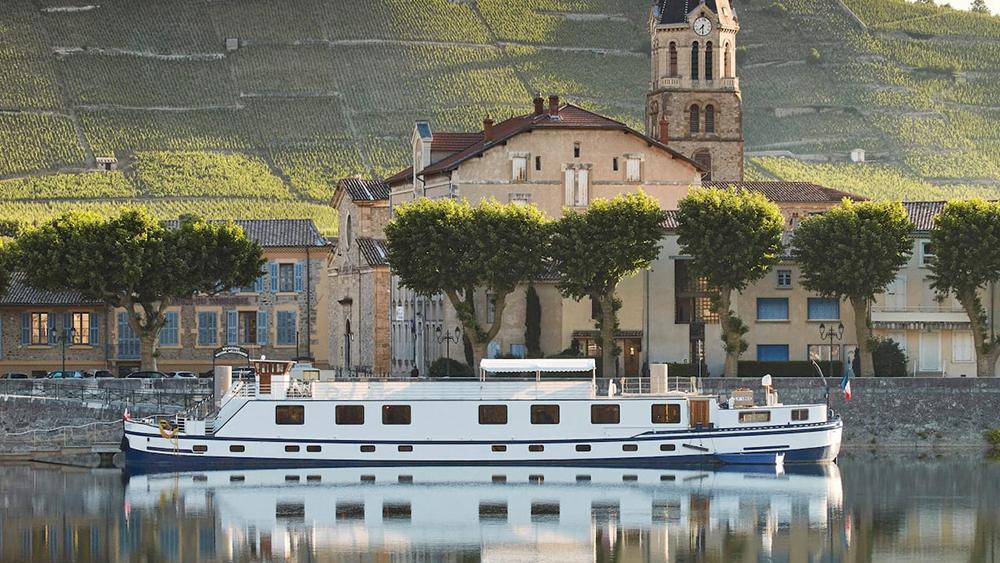 Belmond Epicurean Burgandy Cruise