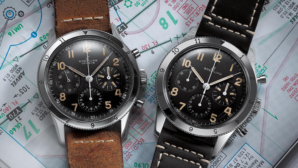 AVI Ref. 765 1953 Re-Edition - original vs. re-edition(left to right)