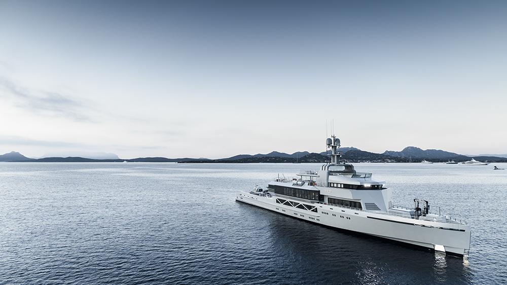 Silver Yachts Bold