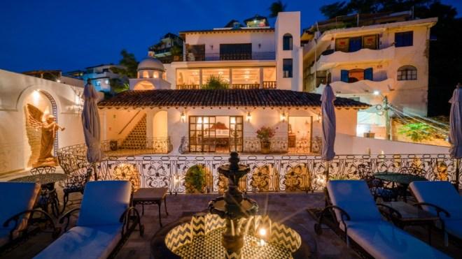 Casa Kimberly Puerto Vallarta Mexico romance package PrivateFly