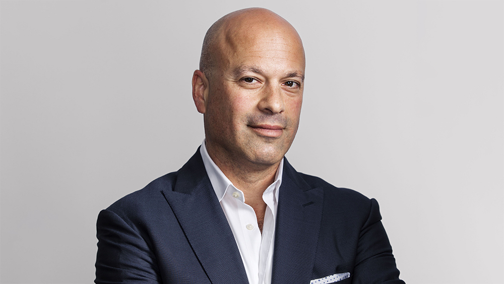 CEO of 1stdibs David Rosenblatt