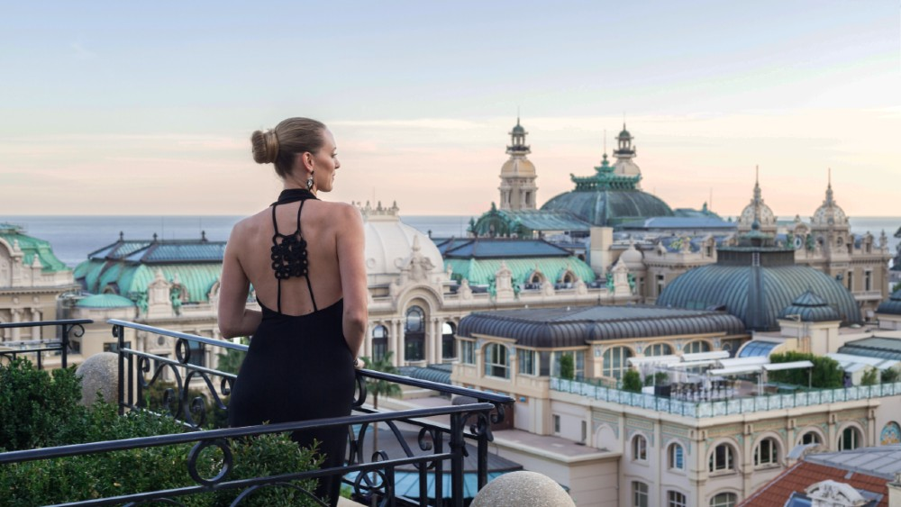 Hotel Metropole Monte-Carlo Monaco Jame Bond