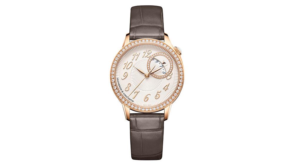 Vacheron Constantin Egerie Watch in Rose Gold