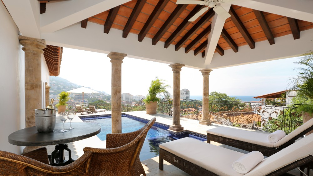 Casa Kimberly Puerto Vallarta Elizabeth Taylor Suite