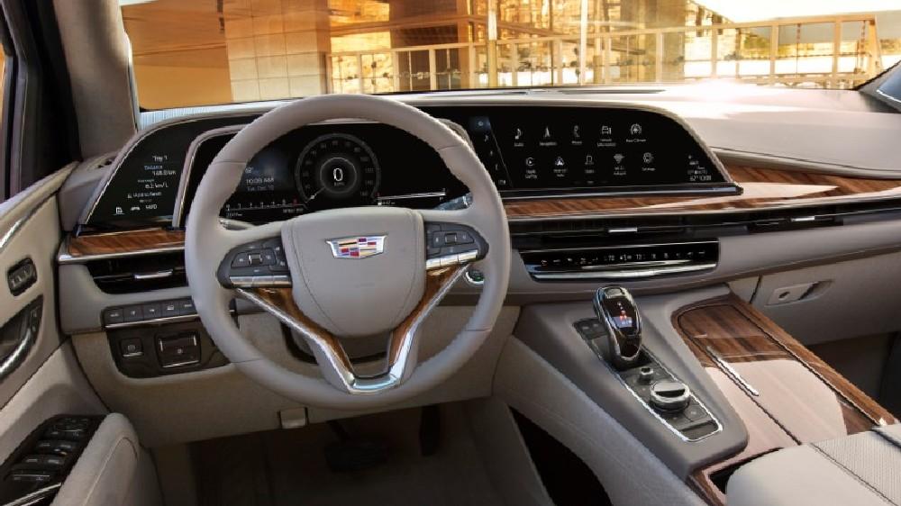 The 2021 Cadillac Escalade