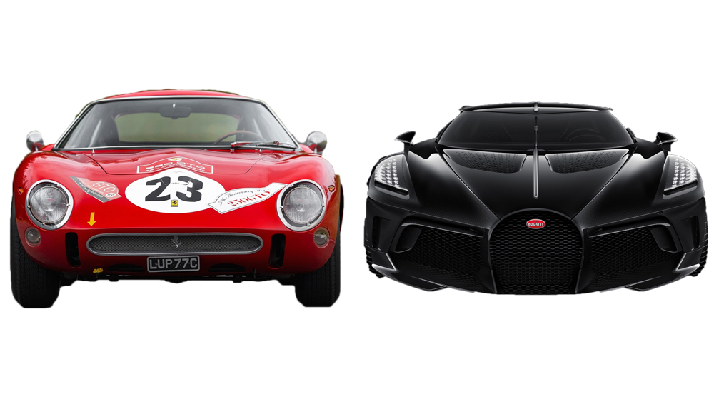 Ferrari vs Bugatti